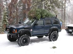 Post Pic& of your Jeep - Expedition Portal Jeep Xj Mods, Jeep Suv, Jeep Truck, Lifted Jeep Cherokee, Jeep Grand Cherokee, Cherokee 4x4, Lifted Jeeps, Jeep Baby, Badass Jeep