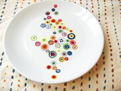 42 Beautiful Pottery Painting Ideas and Designs to Try We understand you are overly excited and can't wait to try out one of these Pottery Painting Ideas and Designs above, but before you go on to put even the Hand Painted Pottery, Painted Mugs, Painted Plates, Hand Painted Ceramics, Painted Porcelain, Fine Porcelain, Sharpie Crafts, Sharpie Plates, Sharpie Art