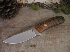 Bob Dozier - New Yukon Pro Skinner - Fort Henry Custom KnivesFort Henry Custom Knives