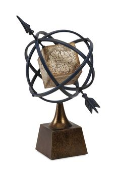 Wonderful Creston Globe Armillary