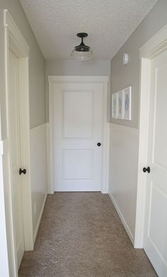 Add Craftsman Style Trim To Your Builder Grade Doors