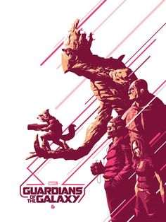 Guardians of the Galaxy - MrFlorey