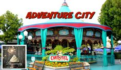 Blogaversary Giveaway Day 17: Adventure City Theme Park in Anaheim