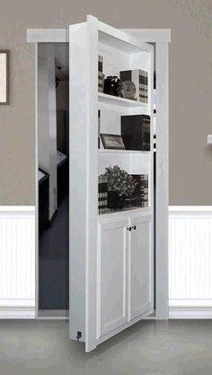 9 remplacer une porte de placard avec une porte de biblioth que pratique pinterest. Black Bedroom Furniture Sets. Home Design Ideas