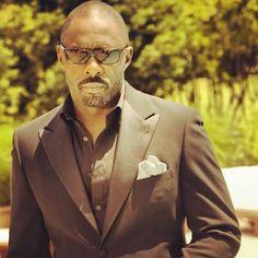Idris Elba hottest man ALIVE Most Beautiful Man, Black Is Beautiful, Gorgeous Men, Idris Elba, Chocolate Men, Thor, Dapper Gentleman, Grown Man, Raining Men