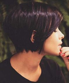 10-Short Hairstyle for Girls