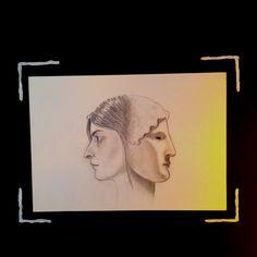 Mio altro profilo by Sergio Bonometti Kinds Of People, Artists, Artist