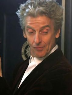 """One of the nice things about 'Doctor Who,' and I know from being a fan myself, is even if a lot of people don't like me, some people will love me; that somewhere there will be a little group of people that says, 'Oh, that's my Doctor,' and the more everybody else hates me the more they'll love me."""