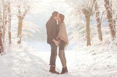 Зимняя love story от Capture Love's!