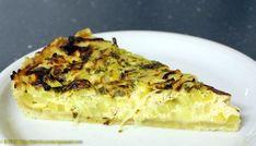Kartoffel Lauch Quiche