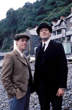 Jeeves and Wooster. What ho!
