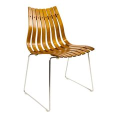 Hans Brattrud Teak Scandia Chair for Hove Mobler Side Chairs, Dining Chairs, Home Furniture, Outdoor Furniture, Outdoor Chairs, Outdoor Decor, Mid Century Modern Furniture, Teak Wood, Vintage Antiques