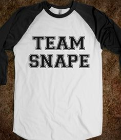 YES!  I needed one of these after Book 6 when all the doubters thought he had betrayed Dumbledore... I always believed in you Snape!