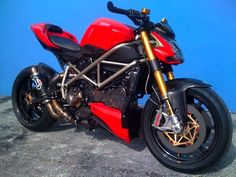 ducati streetfighter | ... Ducati Streetfighter Takes Bling to a New Level | Ducati News Today