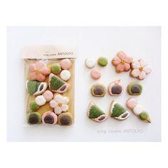 Antolpo Icing Cookies, Japan - 2014 Spring