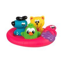Les personnages flottants de ROTHO BABYDESIGN PLAYGRO
