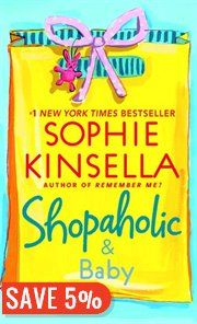 Sophie Kinsella.  I've started reading some of her books this summer, and just love them.  Perfect beach reads.