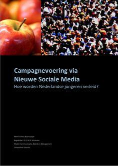 Campagnevoering via Nieuwe Sociale Media.