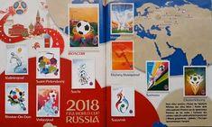 Album figurine mondiali World cup Russia 2018 - Panini FOTO Samara, Fifa, Cities, Panini, Advent Calendar, Russia, Album, Holiday Decor, City