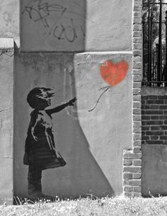 Banksy - New North Road by Banksy - art print from King & McGaw