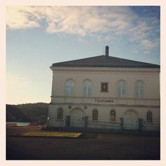 #toldkammeret#larvik#indrehavn#november#2012 November, Mansions, House Styles, Instagram, Home Decor, November Born, Decoration Home, Manor Houses, Room Decor