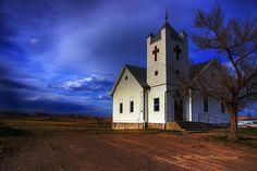 First Presbyterian Church Interior South Dakota II