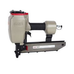 9600WB R Pneumatic Staple Gun Use With Arrow T50 Staples, Stanley TRA  Series Staples (Certified Refurbished). Safety Mechanism. Quick Release  Magazu2026