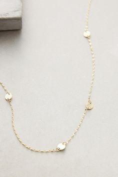 Constellation Chain Necklace
