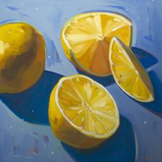 Laura's Lemons by Samantha Buller