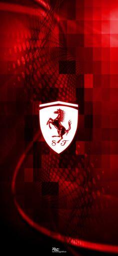 ¡¡¡Let accelerate your passion! Marca Ferrari, Ferrari Logo, Black Phone Wallpaper, Iphone Wallpaper, Pista, Car Wallpapers, Alfa Romeo, Formula 1, Lamborghini