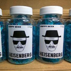 Nos pusimos a cocinar. #heisenberg #breakingbad #bluemeth #HappyGeek #walterwhite #leongto