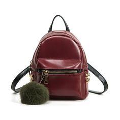 26.35$  Buy here - https://alitems.com/g/1e8d114494b01f4c715516525dc3e8/?i=5&ulp=https%3A%2F%2Fwww.aliexpress.com%2Fitem%2F2016-Korean-fashion-mini-shoulder-bag-winter-new-female-bag-fur-bag-backpack-schoolbag-travel-bag%2F32781966113.html - 2017 Korean fashion mini shoulder bag winter new female bag fur bag backpack schoolbag travel bag 26.35$