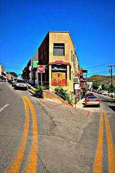 Jerome, AZ by Taylor Arrazola I LOVE Jerome - so much better than touristy Sedona proper (around Sedona is beautiful tho)
