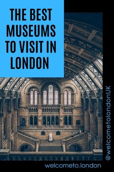 Discover the top ten museums in London to visit, Including the best free museums & galleries for you London trip. London Free Museums, London Activities, London Attractions, Galleries In London, Things To Do In London, Next Holiday, London Art, Europe Travel Tips, London Travel