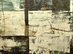Bill Gingles - Hard Rain - Acrylic on canvas