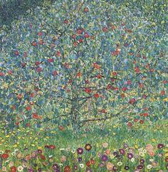 Klimt, Gustav: Obstgarten mit Rosen