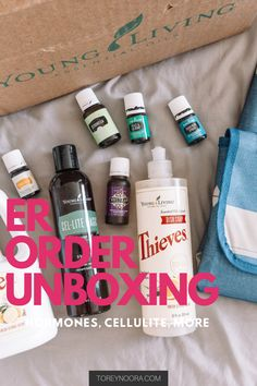 Watch as I unbox my June young living essential rewards, aka our wellness haul for the month. I'm excited to try the Cell-u-lite massage oil. Also, Father's Day is coming up and there are lots of good gift ideas and sales going on right now. Essential Oils For Sleep, Young Living Essential Oils, Hair Growth Oil, Young Living Oils, Massage Oil, Healthy Living Tips, Cellulite, Best Gifts, Father