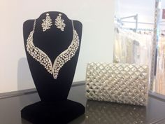 elegant for a night at a wedding! #classicboutique #pickeringtowncenter #bling #elegant #beautiful #wedding