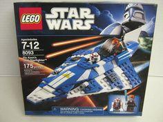 LEGO 8093 Star Wars Plo Koons Jedi Starfighter NEW #LEGO