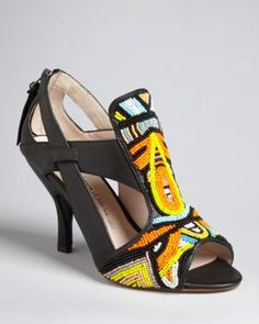 House of Harlow 1960 Sandals - Maddge High Heel