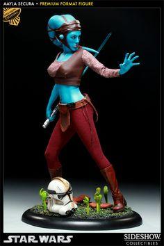 Aayla Secura - Star Wars