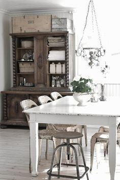 Vintage Interior: Litt kjøkken igjen:)