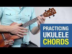 How to Play Ukulele Chords Part 2 | Practicing Chords - YouTube