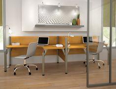 99+ Corner Double Desk - Large Home Office Furniture Check more at http://www.sewcraftyjenn.com/corner-double-desk/