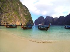 Koh Phi Phi Thailand Islands by Skybox Creative Photo on Creative Market