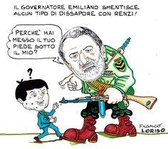 Franco Loriso in esclusiva su Onda Lucana.