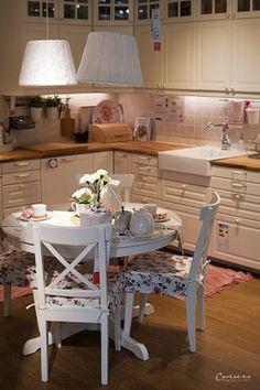 Vintage style küche  Küche, IKEA, IKEA Küche, vintage, vintage Küche, Traumküche ...