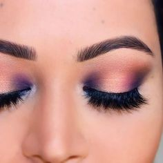 ombre eye #makeup - #ezyshine