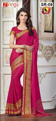 Women's NiceLooking Designer Saree  #Sarees #Fashion #Trending #Looking #Popular #Saree #Saris #Looking #Collection #Offers #Deals #Zinngafashion
