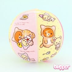Rilakkuma X Neko Beach Ball